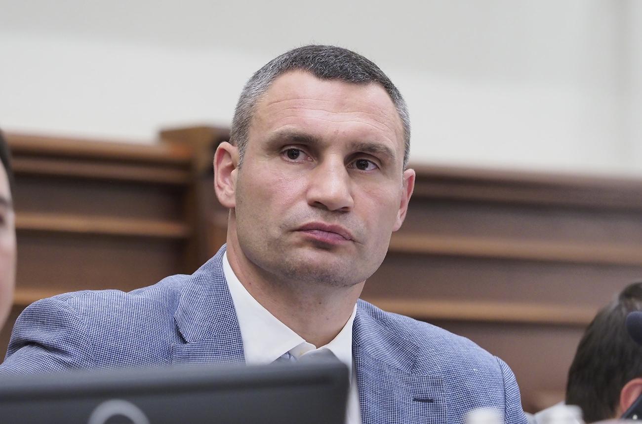 Кличко подав до суду на Гончарука та Богдана через спробу звільнити його з посади в КМДА, – адвокат Шевчук